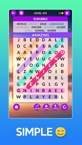 Wordscapes Search apkpoly screenshots 1