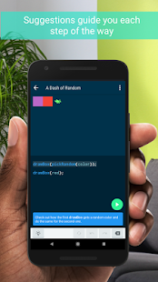 Grasshopper: Learn to Code for Free Screenshot