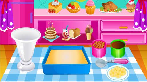 Cooking Games Ice Cream Banana 3.0.0 Screenshots 6
