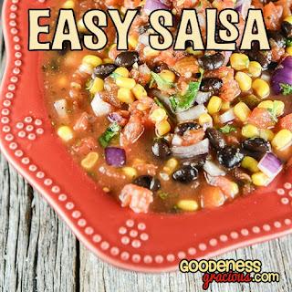 Easy Salsa.