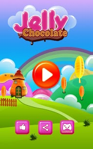 Jelly Chocolate 1.2.6 Mod APK Latest Version 1