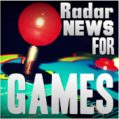 Radar Game's News: Go with it!
