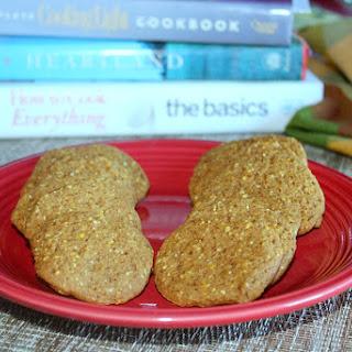 Lemon Cornmeal Icebox Cookies