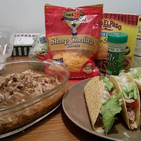 From Instagram: Chicken Tacos, Iris Http://instagram.com/p/tlfwpdvybw/