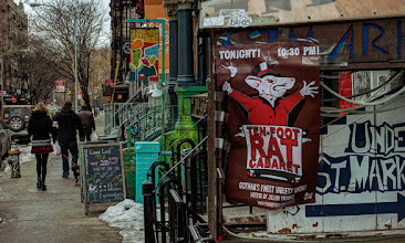 Photo: The East Village, #NYC #urbanphotography