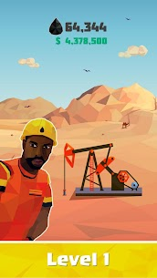 Idle Oil Tycoon MOD APK (Free Shopping) 1