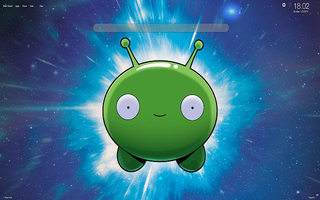 Final Space HD Wallpapers and New Tab