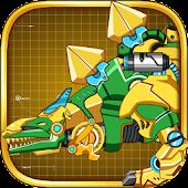 Steel Dino Toy : Stegosaurus