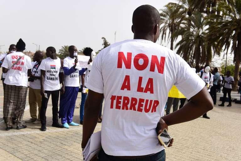 """""""Non à la terreur"""""""