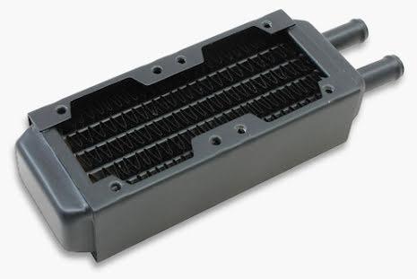 TechBay radiator, standard, 2x40-25