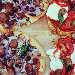 Gilbert's Craft Sausage Pizza