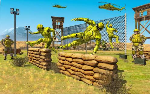 Super Light Speed Robot Training: Shooting Games for PC-Windows 7,8,10 and Mac apk screenshot 5