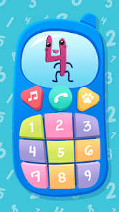 Baby Phone. Kids Game- screenshot thumbnail