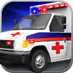 Ambulance Parking Simulator 3D Icon