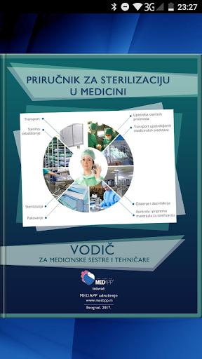 Priruu010dnik za sterilizaciju u medicini  screenshots 1