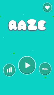 Raze – Endless road 1.0 Download APK Mod 1