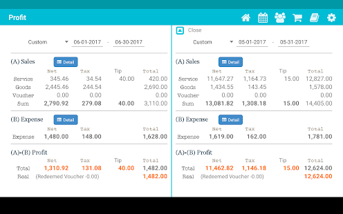 TapBiz Business Manager- screenshot thumbnail