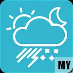 Ramalan Cuaca Malaysia Icon