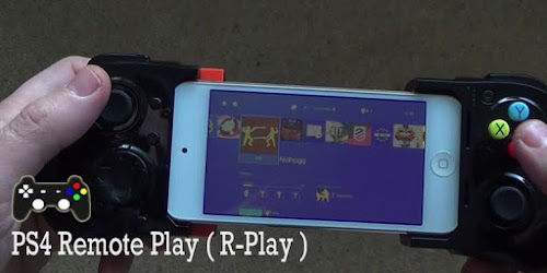 Download R-play remote play for ps3 and ps4 android advice