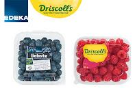 Angebot für 3 für 2 Beeren von Driscoll's & EDEKA im Supermarkt