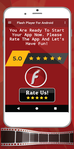 Secure Flash Player For Android Tips screenshot 1