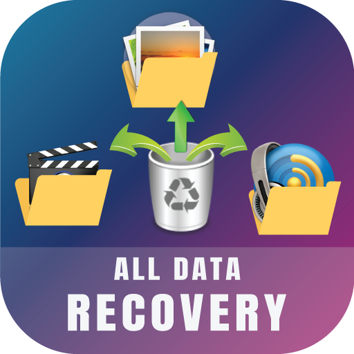 Baixar All data recovery files: Deleted data recovery para Android