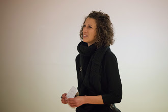 Photo: Moderation: Elisa Andessner (by Petra Moser) http://elisa.andessner.net/