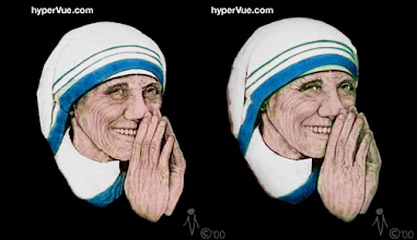 Photo: Mother Theresa: the two faces of