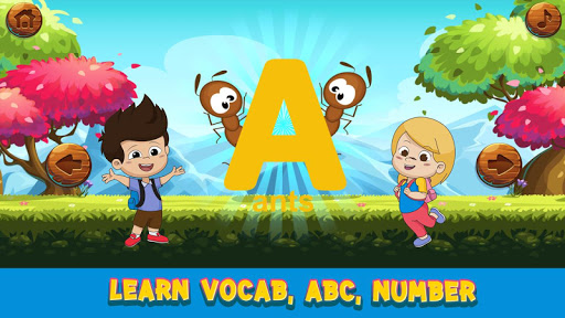 English ABC Alphabet Learning Games, Trace Letters 1.0.01.0.0 screenshots 2