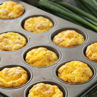 Ham & Cheese Egg Muffins