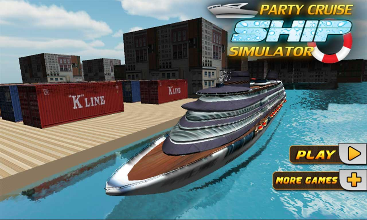 Party Cruise Ship Simulator  Android Apps On Google Play