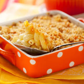 Old Fashioned Macaroni and Cheese.
