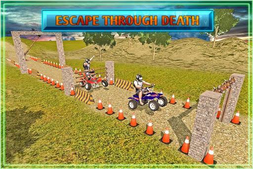 玩模擬App|クワッドバイクのエスケープ駆動免費|APP試玩