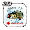 Fishing Asp 3D FREE icon