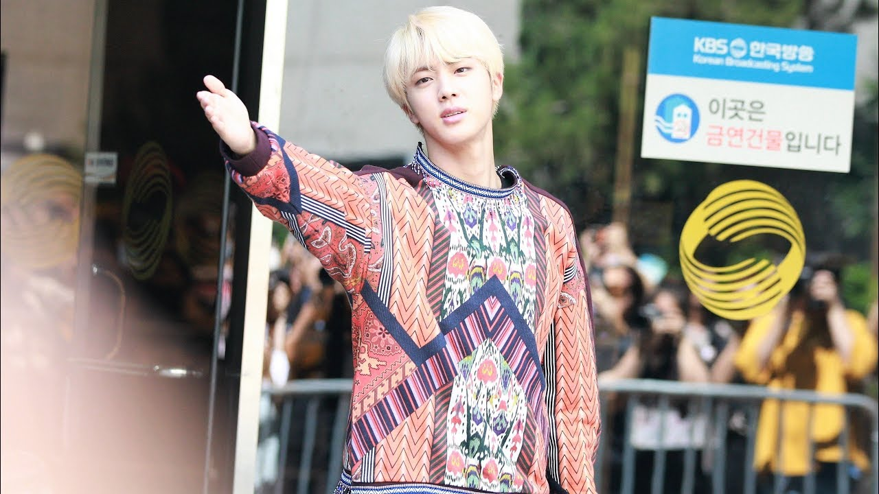 bts jin white outfit 4