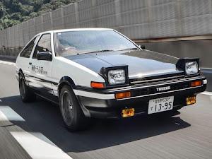 スプリンタートレノ AE86 AE86 GT-APEX 58年式のカスタム事例画像 lemoned_ae86さんの2019年10月22日17:01の投稿