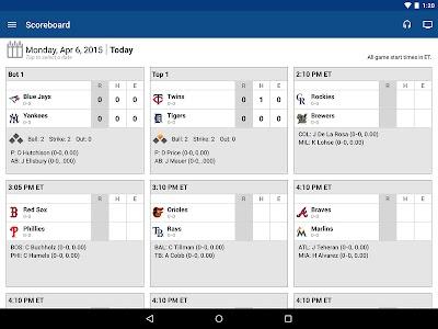 MLB.com At Bat v4.4.1