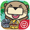 Greedy Otter : the World Game icon