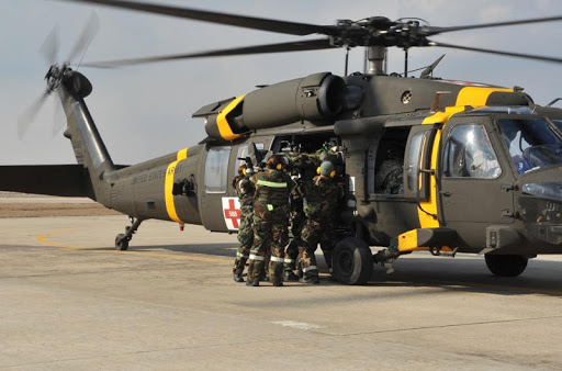 Medevac Helicopters Wallpapers