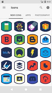 Yalix - Icon Pack Aplikácie (APK) na stiahnutie zadarmo pre Android/PC/Windows screenshot