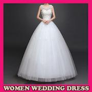 Women Wedding Dress icon