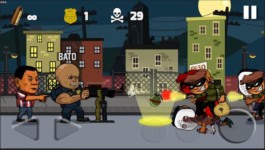 Duterte Fighting Crime 2- screenshot thumbnail