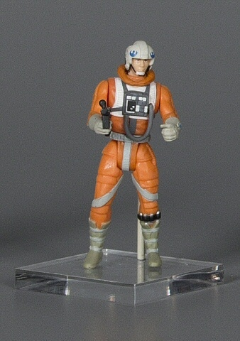 Action figure:Star Wars Power of the Jedi: Dack Ralter - Gunner with Snowspeeder