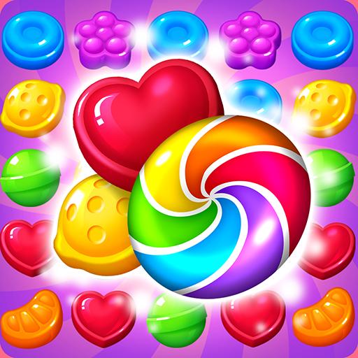 棒棒糖: 甜蜜3图消除游戏 解謎 App LOGO-硬是要APP