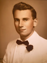 Photo: Portrait of Robert F. Wagner for graduation from La Salle College High School, 1955.