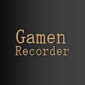 screen recorder GamenRecorder icon
