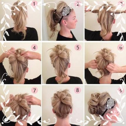 Easy Women Hairstyle Tutorials