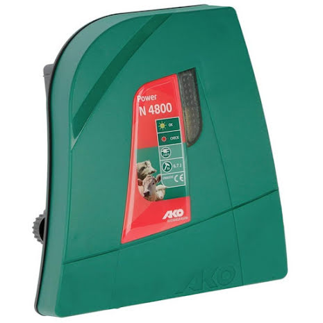 Elstängselaggregat AKO Power N 4800 - 230 Volt