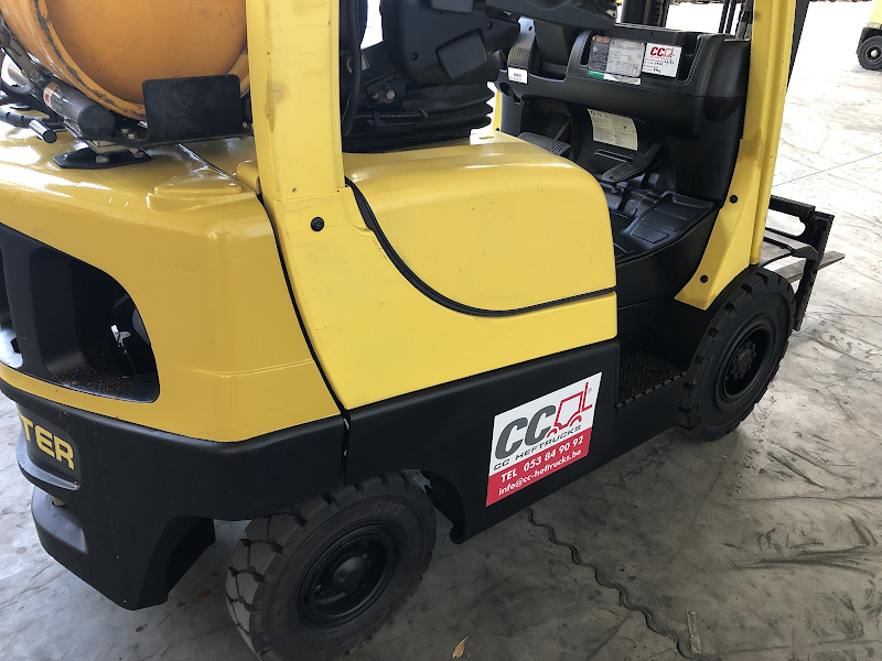 Picture of a HYSTER H1.6FT