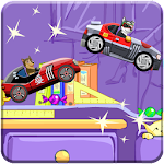 Paw Car Racing Icon